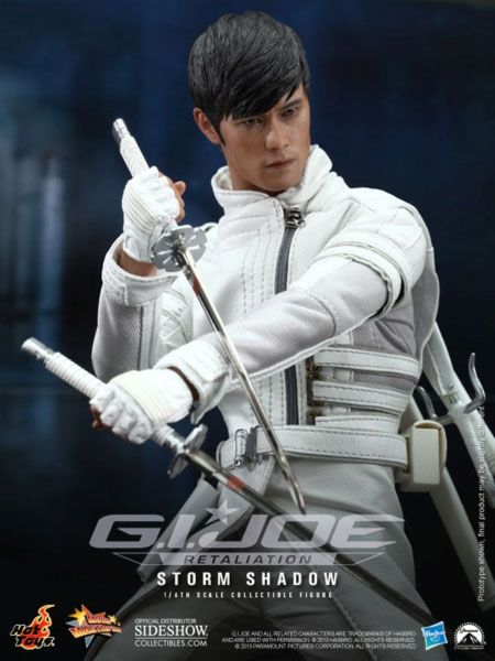 storm shadow g i joe retaliation sixth scale figure