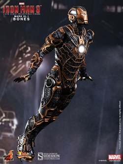 Iron Man XLI - Bones - Hot Toys Movie Masterpiece 1/6 Scale Figure