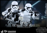First Order Stormtroopers - Hot Toys Sixth Scale Figure Set