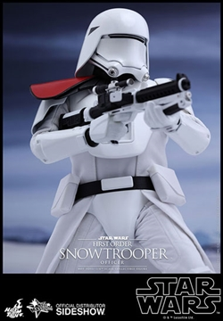 First Order Snowtrooper - Hot Toys Sixth Scale Figure