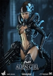 Alien Girl - Hot Toys Sixth Scale Figure 902598