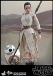 Rey and BB8 - Hot Toys Sixth Scale Figure 902612
