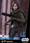 Jyn Erso - Rogue One: A Star Wars Story - Hot Toys Movie Masterpieces Series 1/6 Scale Figure - 902918