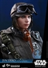 Jyn Erso Deluxe Version - Rogue One: A Star Wars Story - Hot Toys Movie Masterpieces Series 1/6 Scale Figure - 902919