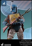 Boba Fett Animated Version - Hot Toys 1/6 Scale Figure