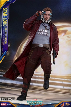 Star-Lord Deluxe Version - Guardians of the Galaxy V.2 - Hot Toys 1/6 Scale Figure - 9030010