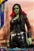 Gamora - with baby Groot - Guardians of the Galaxy V.2 - Hot Toys 1/6 Scale Figure