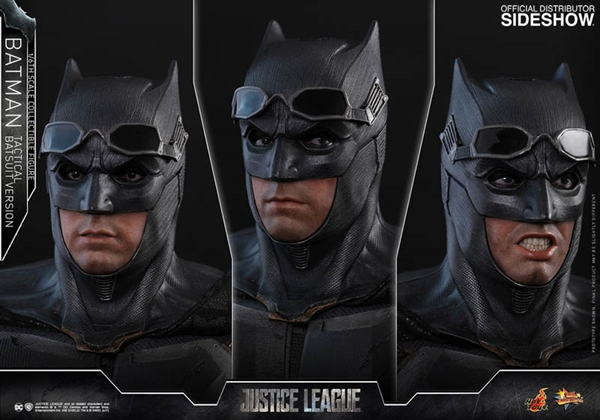 Batman Tactical Batsuit Version Justice League Movie