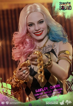 Harley Quinn Dancer Dress Version - Suicide Squad - Hot Toys 1/6 Scale Figure