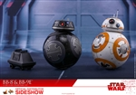 BB-8 and BB-9E - Star Wars: The Last Jedi - Movie Masterpieces Series - Hot Toys 1/6 Scale Figure