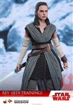 Rey - Jedi Training - Star Wars: The Last Jedi - Hot Toys 1/6 Scale Figure