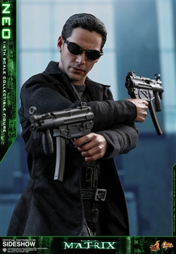 Neo - The Matrix - Movie Masterpieces Series 1/6 Scale Figure