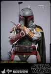 Boba Fett Deluxe Version - Episode V: The Empire Strikes Back - Movie Masterpiece Series - Sixth Scale Figure
