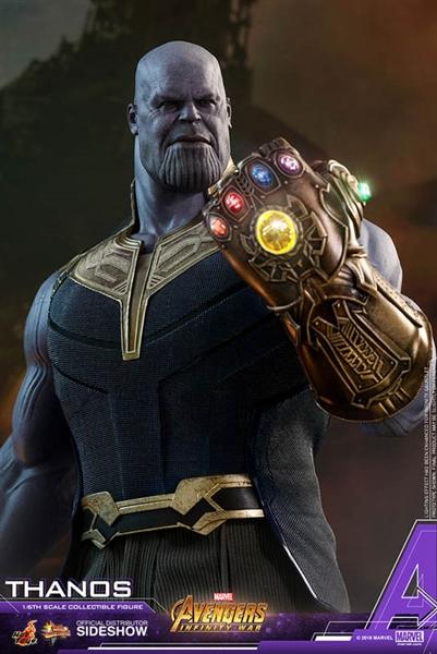 Thanos Avengers Infinity War Marvel Hot Toys Movie