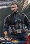 Captain America - Avengers: Infinity War - Hot Toys 1/6 Scale Figure Figure