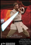 Obi-Wan Kenobi - Episode III: Revenge of the Sith - Hot Toys Movie Masterpieces Series 1/6 Scale Figure