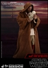 Obi-Wan Kenobi Deluxe Version- Episode III: Revenge of the Sith - Hot Toys Movie Masterpieces Series 1/6 Scale Figure