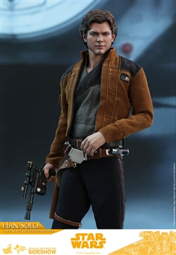 Han Solo - Solo: A Star Wars Story - Hot Toys 1/6 Scale Figure