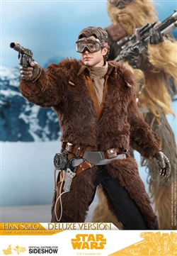 Han Solo Deluxe Version - Solo: A Star Wars Story - Hot Toys 1/6 Scale Figure