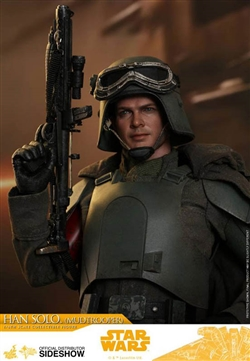 Han Solo - Mudtrooper - Hot Toys 1/6 Scale Figure