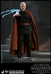 Count Dooku - Star Wars Episode II: Attack of the Clones - Hot Toys 1/6 Scale Figure