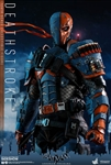 Deathstroke - Batman: Arkham Origins - Hot Toys Video Game Masterpieces 1/6 Scale Figure