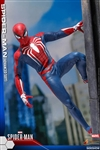Spider-Man Advanced Suit - Video Game Masterpieces - Hot Toys 1/6 Scale Figure