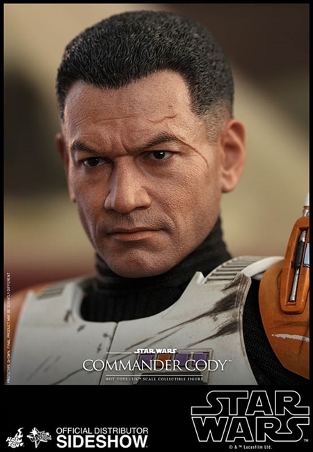 Commander Cody Star Wars Revenge Of The Sith Hot Toys 1 6 Scale Figure Timewalker Toys