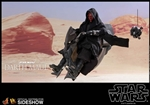 Darth Maul with Sith Speeder - Star Wars Episode I: The Phantom Menace - Hot Toys 1/6 Scale Figure