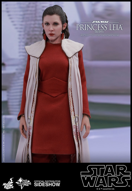 Princess Leia Bespin - Star Wars: The Empire Strikes Back - Hot Toys 1/6 Scale Figure