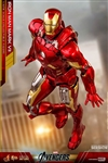 Iron Man Mark VII - DIECAST - The Avengers - Hot Toys 1/6 Scale Figure