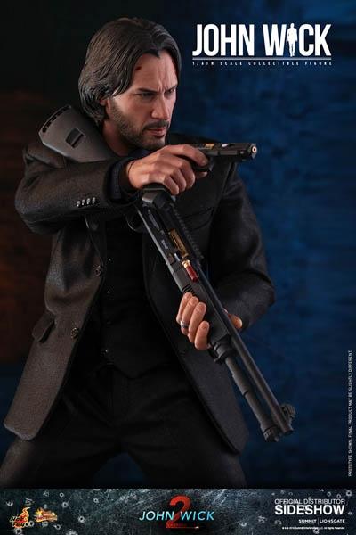 John Wick John Wick Chapter 2 Movie Masterpiece Series Sixth Scale Figure Timewalker Toys