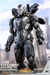 War Machine Mark IV - DIECAST - Avengers: Infinity War - Movie Masterpiece Series - Hot Toys 1/6 Scale Figure