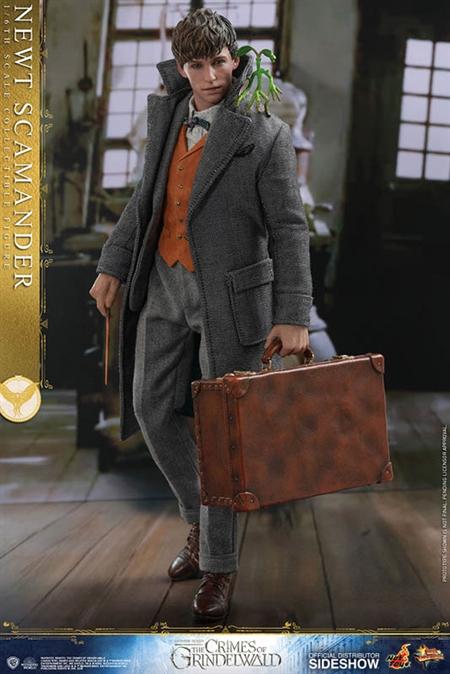 MINT IN BOX Fantastic Beast Newt Scamander 1//12 Scale
