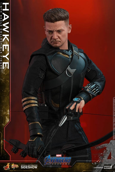 Hawkeye - Avengers: Endgame - Hot Toys 1/6 Scale Figure