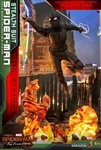 Spider-Man (Stealth Suit) Deluxe Version - Spider-Man: Far From Home - Hot Toys 1/6 Scale Figure
