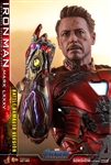 Iron Man Mark LXXXV (Battle Damaged Version) - Avengers: Endgame - Hot Toys 1/6 Scale Figure