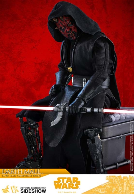 Darth Maul - Solo: A Star Wars Story - Hot Toys 1/6 Scale Figure