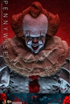 Pennywise - IT - Hot Toys 1/6 Scale Figure