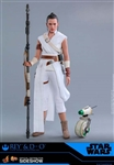 Rey and D-O - Hot Toys 1/6 Scale Figure