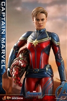 Captain Marvel - Avengers: Endgame - Hot Toys 1/6 Scale Figure