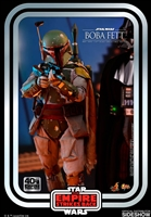 Boba Fett - Star Wars - Empire Strikes Back 40th Anniversary Collector's Edition - Hot Toys 1/6 Scale Figure