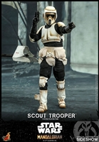 Scout Trooper - Star Wars: The Mandalorian - Hot Toys 1/6 Scale Figure