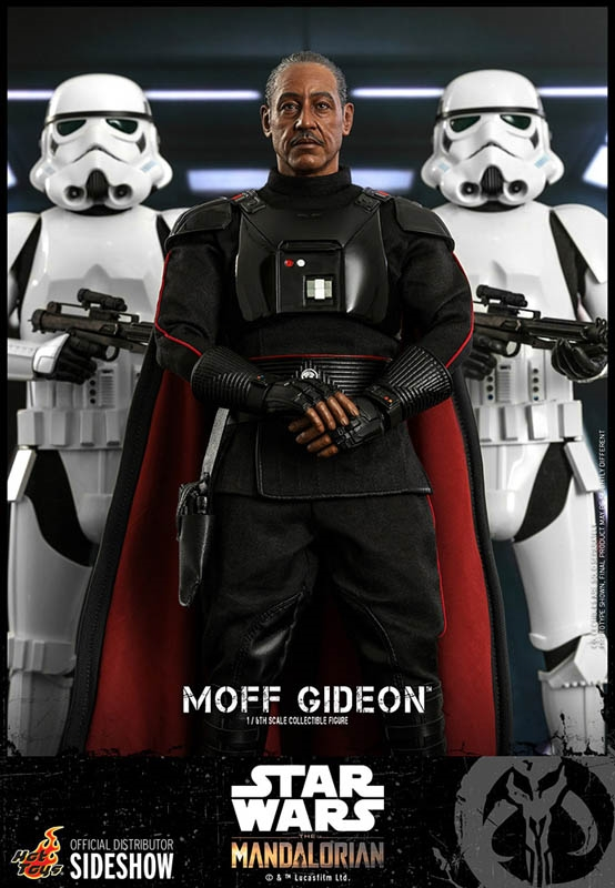 Moff Gideon - Star Wars: The Mandalorian - Hot Toys 1/6 Scale Figure