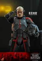 Echo - Star Wars: The Bad Batch - Hot Toys TMS 042 1/6 Scale Figure