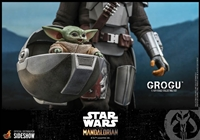 Grogu - Star Wars: The Mandalorian - Hot Toys TMS 043 1/6 Scale Figure