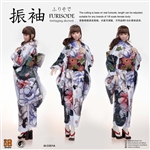 Furisode Clothing Set - Cat Version - i8 1/6 Scale Accessory Set