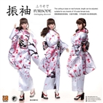 Furisode Clothing Set - Blooming - i8 1/6 Scale Accessory Set