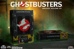 Ghostbusters Employee Welcome Kit - Icon Heroes Collectible Set
