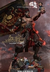 Zhang Yide - Bloody Fighting Deluxe Version  - InFlames Toys 1/6 Scale Figure
